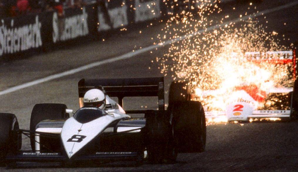 Brabham, equipe histórica da Formula 1 de 1987 by andreadecesaris.metrona.sk